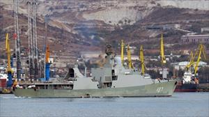 Chiến hạm Gepard thứ 4 của Việt Nam sẵn sàng từ Nga về nước