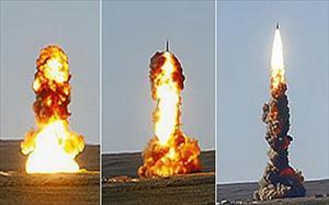 Nga thử thành công tên lửa đánh chặn với tốc độ Mach.10