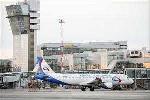 Hình ảnh các sân bay hoành tráng mới của Nga có kiến trúc bắt mắt