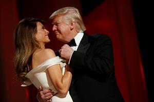 Khoảnh khắc hạnh phúc của các Tổng thống Mỹ bên phu nhân