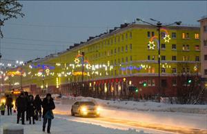 Ghé thăm những địa điểm lạnh nhất ở Nga
