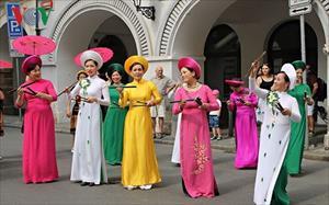 Việt Nam tham gia Festival các dân tộc thiểu số toàn Séc 2018