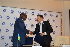 Nga giúp Rwanda xây dựng điện hạt nhân
