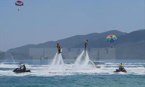 Khánh Hòa có thêm một khu giải trí, thể thao biển trên vịnh Nha Trang