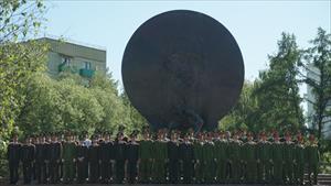 Lễ kỷ niệm 129 năm ngày sinh chủ tịch Hồ Chí Minh