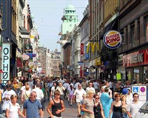 Ghé thăm những tuyến phố đi bộ được yêu thích nhất Châu Âu