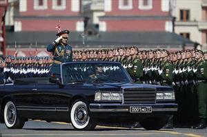 Ảnh: Những chi tiết thú vị ít thấy trong lễ diễu binh 9/5 ở Nga