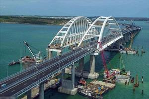 Biện pháp nóng Nga bảo vệ cầu Kerch