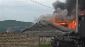 Video đặc nhiệm Nga tiêu diệt nhóm phiến quân khủng bố