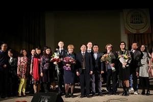 """Đêm văn nghệ """"Thay lời tri ân"""" chào mừng ngày nhà giáo Việt Nam tại LB Nga"""
