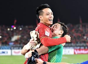 Thành công của tuyển Việt Nam ở AFF Cup: Sức mạnh từ sự đoàn kết