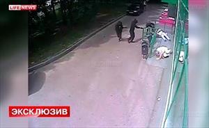 Moskva: Cướp bắn người, cướp tiền