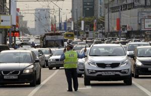 Nga: Một số thay đổi luật giao thông kể từ 1/7