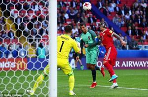 Bồ Đào Nha 1-0 Nga: Sự đặc biệt của Ronaldo