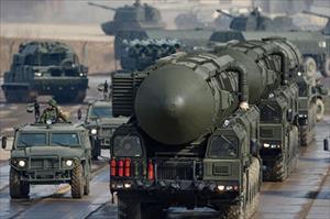 Sức mạnh quân sự Nga năm 2017 qua góc nhìn của chuyên gia phương Tây