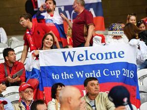 Chỉ dẫn đối với các cổ động viên tại vòng chung kết World Cup 2018