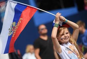 Hình ảnh nước Nga hoàn toàn khác từ Olympic 1980 đến World Cup 2018
