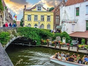 10 thành phố nổi tiếng có kênh dẫn nước tuyệt đẹp