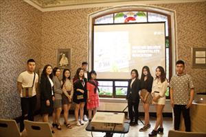 Tin ảnh Hội thảo du học Thụy Sĩ: Tập đoàn giáo dục  về quản lý khách sạn Swiss Education Group