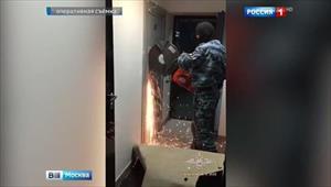 """Moskva: Bắt băng nhóm """"rửa"""" hơn 1 tỷ rúp"""