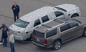 Limousine bọc thép của Tổng thống Donald Trump lộ diện