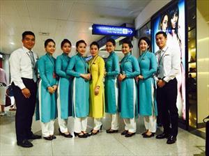 Dàn tiếp viên, phi công Vietnam Airlines gây sốt khi nhảy
