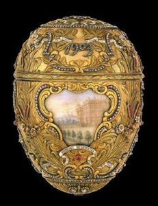Sa hoàng Alexander III và những quả trứng Phục sinh lưu lạc tứ phương