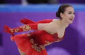 Ngẩn ngơ vì dung nhan của 2 hoa khôi trượt băng Nga quá xinh đẹp