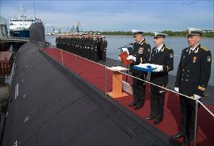 """Tướng Hải quân Mỹ """"phát cuồng"""" vì tàu ngầm hạt nhân Nga"""