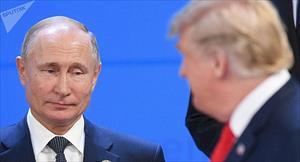 """Vì sao ông Trump gửi cố vấn """"bí mật"""" thăm Nga?"""