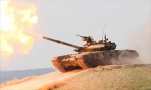 Iraq chi một tỷ USD mua xe tăng hiện đại của Nga