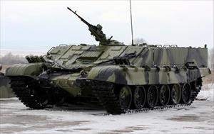 Toát mồ hôi với dàn vũ khí của lực lượng phòng hoá Nga