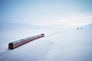 Nga mở đoàn tàu du lịch đến Bắc Cực