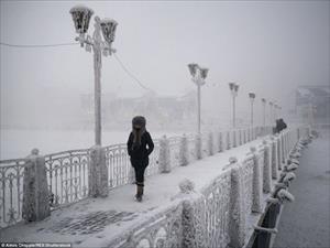 Khám phá ngôi làng lạnh nhất trên thế giới chỉ có 500 người sinh sống