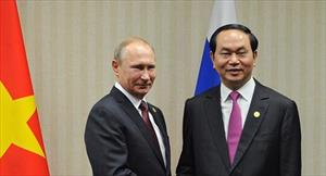 Chủ tịch Việt Nam sẽ đến thăm Nga vào cuối tháng Sáu