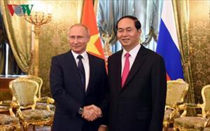 Việt Nam là đối tác truyền thống của Nga tại châu Á-Thái Bình Dương