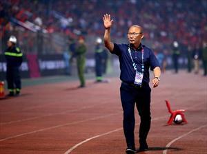 HLV Park sẽ nhận mức lương chưa từng có ở bóng đá Việt Nam