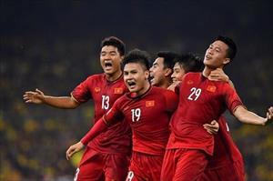 5 đội ở Đông Nam Á sẽ được vào thẳng vòng loại thứ 2 World Cup 2022