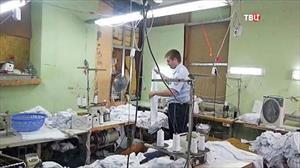 Phát hiện xưởng may bất hợp pháp ở ngoại ô Moskva.