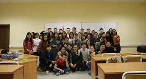 Dễ dàng chăng khi là sinh viên Việt tại Nga?