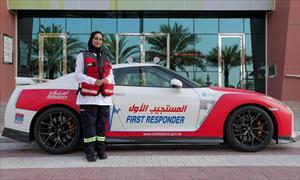 Dubai sử dụng siêu xe làm xe cứu thương