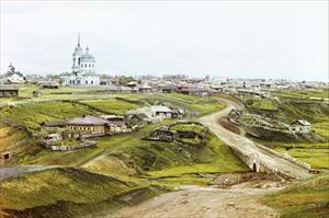 Ngỡ ngàng cảnh đẹp như tranh vẽ ở bên trong đế chế Nga trước Cách mạng