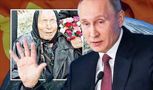 [ẢNH] Bí ẩn Tổng thống Putin qua lời đại tiên tri Vanga, hé lộ