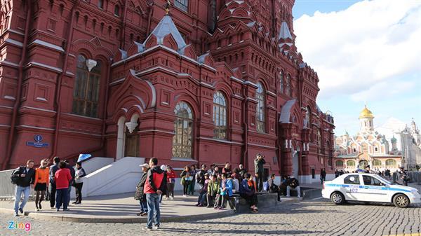 Nước Nga trong tôi: Dù tuyết có phủ trắng thì nơi đây vẫn ấm áp! (Phần 2)