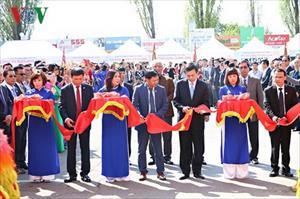 Ảnh: Người Việt tại Séc long trọng tổ chức lễ giỗ Tổ Hùng Vương