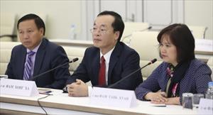 Nga và Việt Nam sẽ hợp tác trong lĩnh vực xây dựng