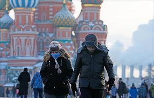Moskva sắp lạnh đến -26 độ C?