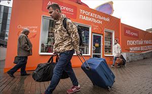 """Nga: Thời gian giao hàng từ """"AliExpress""""  được rút ngắn đến 1 ngày"""