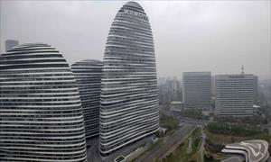 Công ty bị phạt 29.000 USD vì chê tòa nhà ở Bắc Kinh xấu như