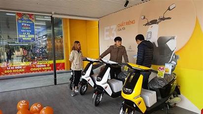 Điện máy Xanh nhảy vào bán xe máy điện, ngày bán ô tô có lẽ cũng không còn xa?